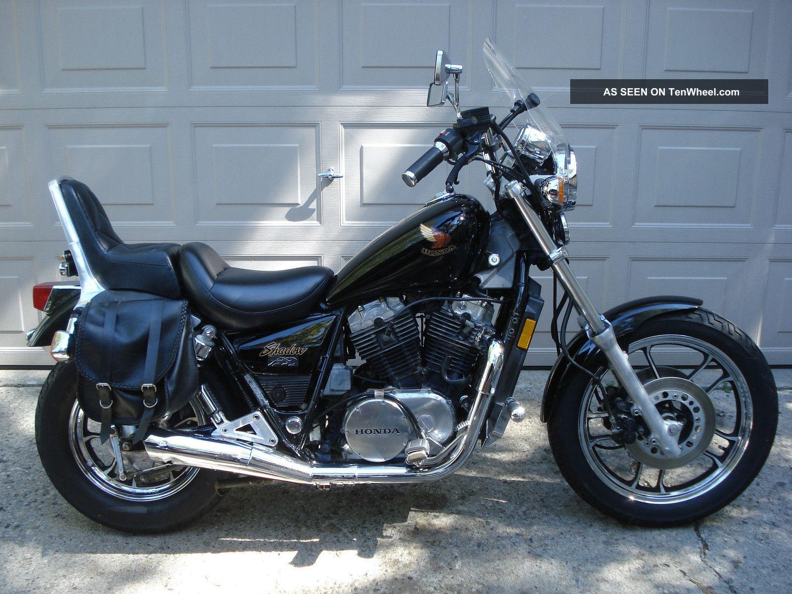 1985 honda shadow vt700