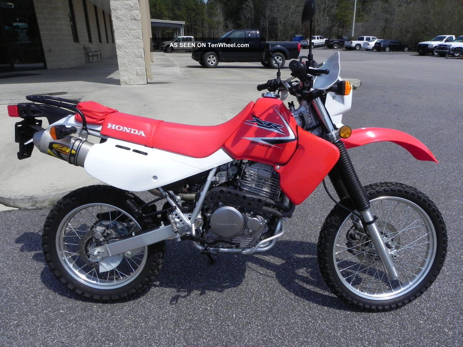 2009 Honda Xr650l Xr650 Xr 650 Dual Sport