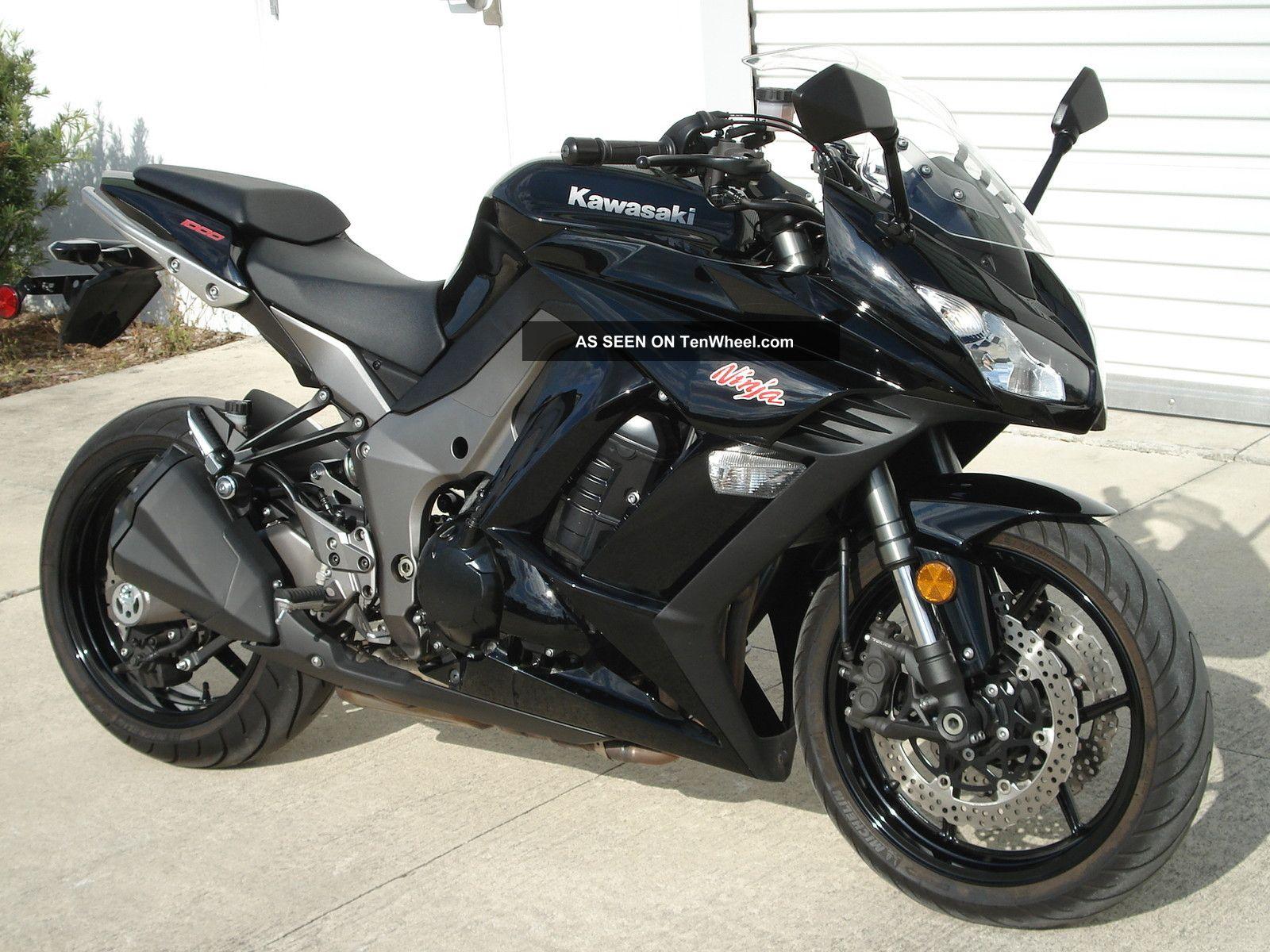 2011 Kawasaki Ninja 1000 Immaculate Bike Flawless Condition