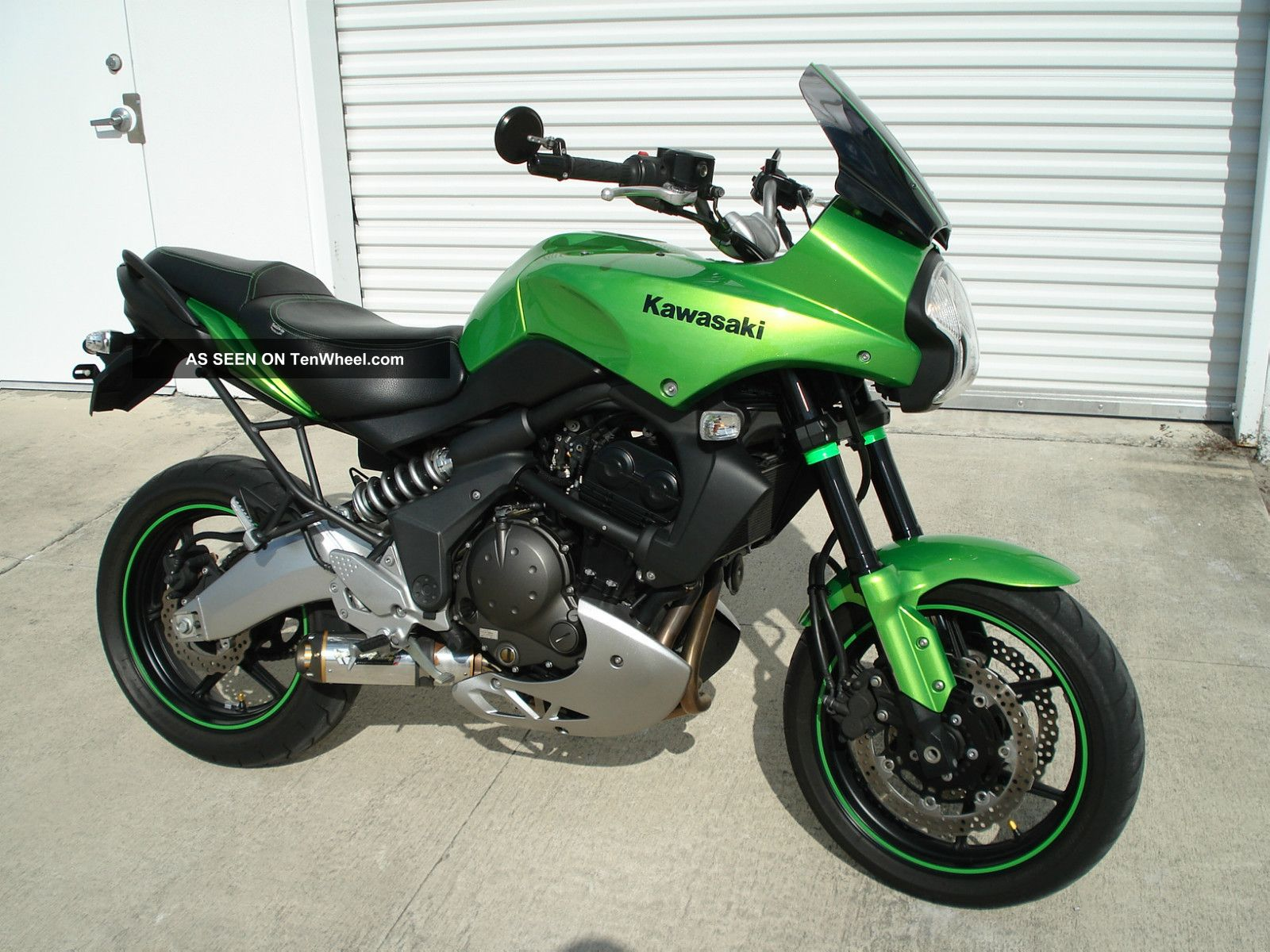 2009 Kawasaki Versys Immaculate Bike Extras Other photo