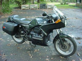 1993 Bmw K75s Motorcycle Antilock Brakes photo