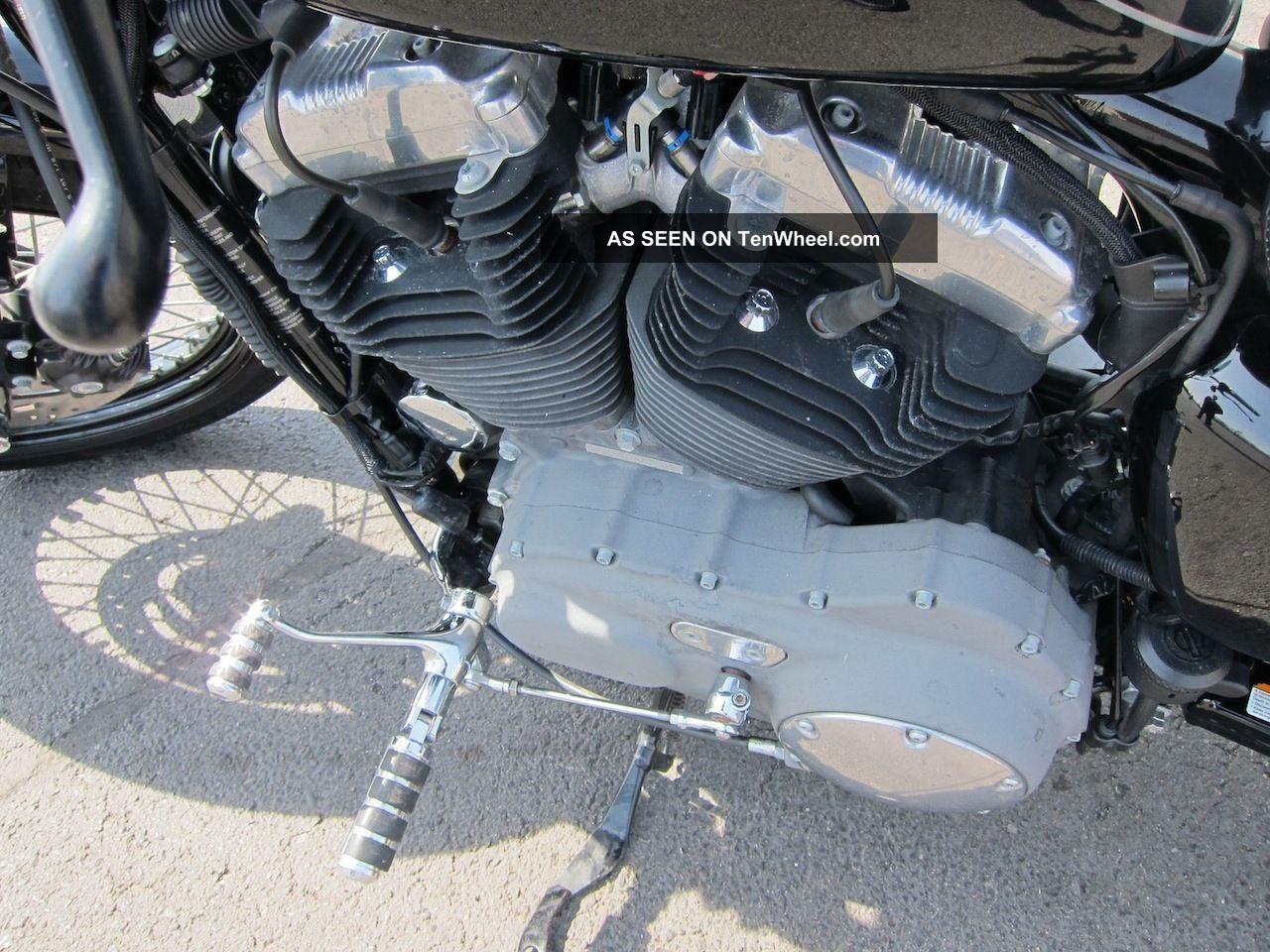 2007 Harley Davidson Xl 1200n Sportster 1200 Nightster