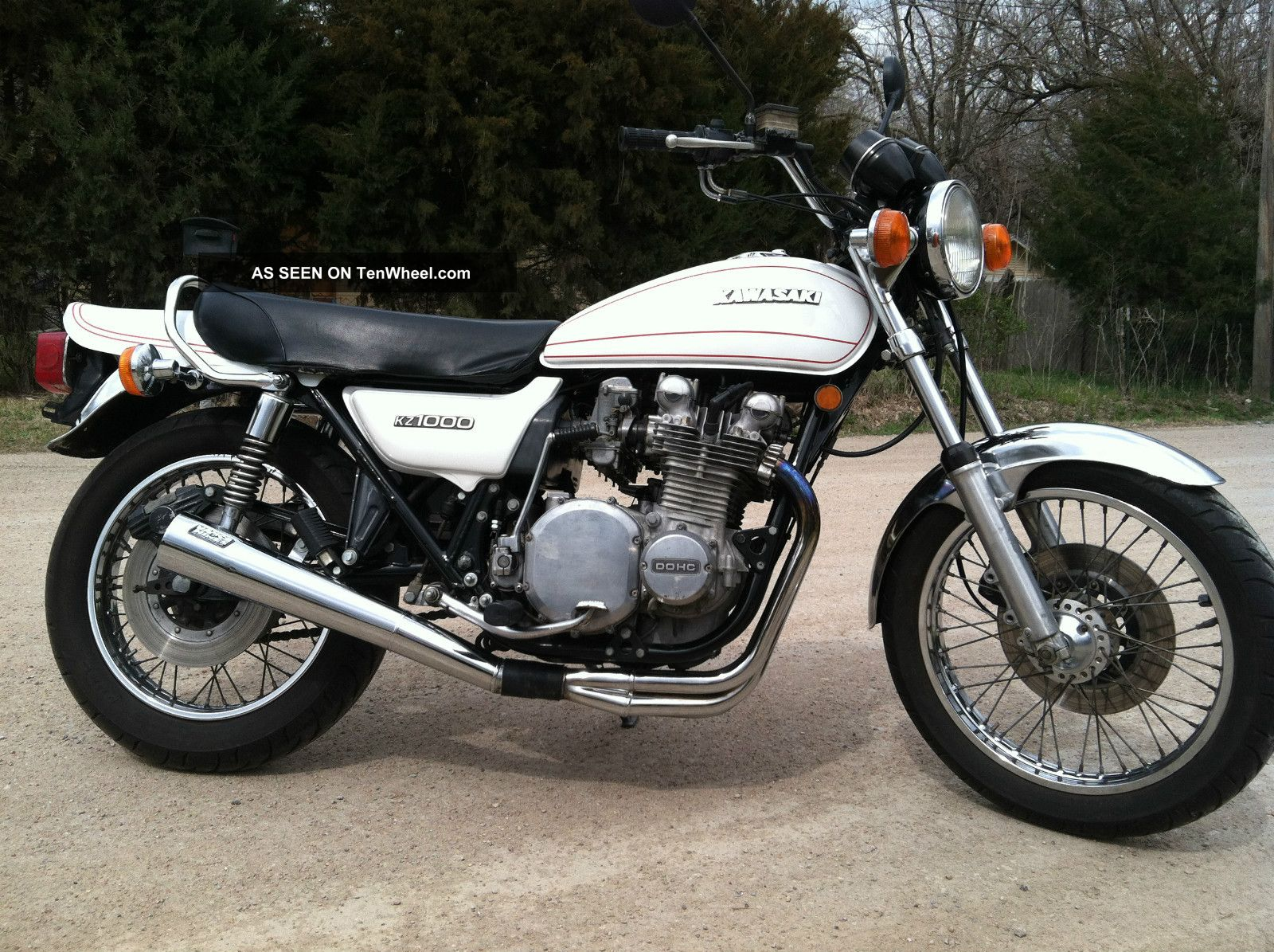 Kawasaki 1978 Kz 1000 Or Best Offer Other photo
