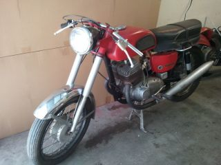 1971 Jawa Californian 362 350cc - Two Stroke - Collector - Tz,  Rd,  H1 Cafe Racer photo
