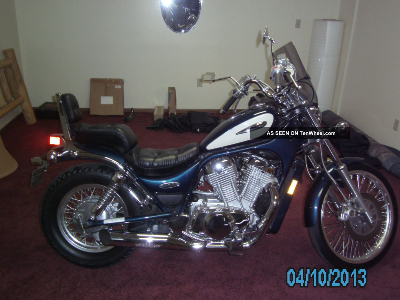 1998 suzuki intruder vs 800. Black Bedroom Furniture Sets. Home Design Ideas