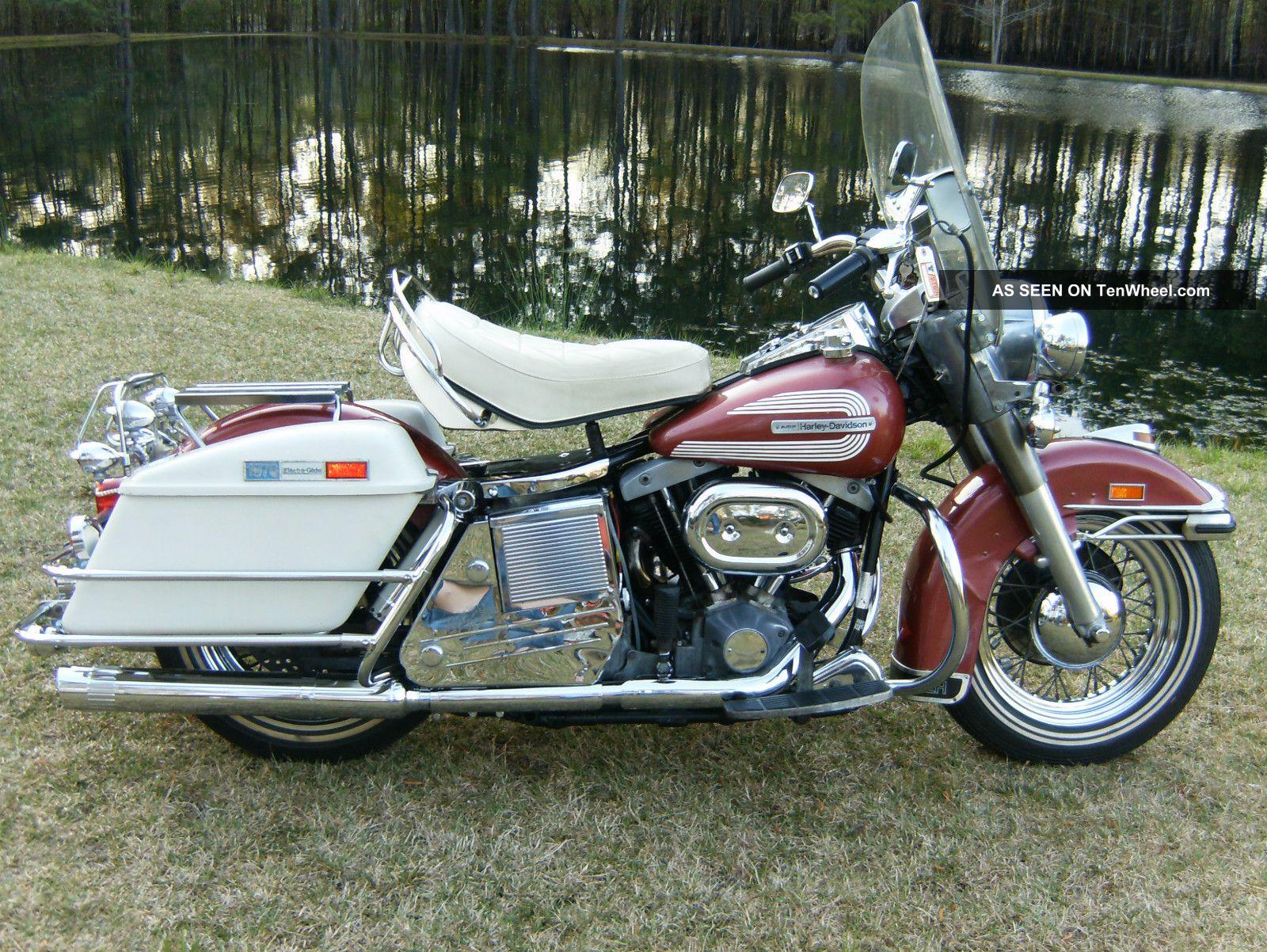 1976 Harley Davidson Flh