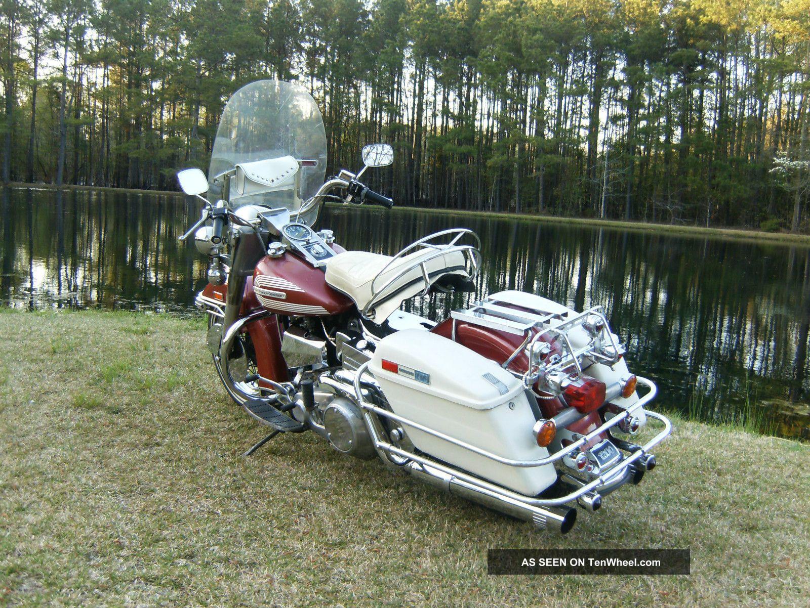 1976 Harley Davidson Flh Touring photo 5