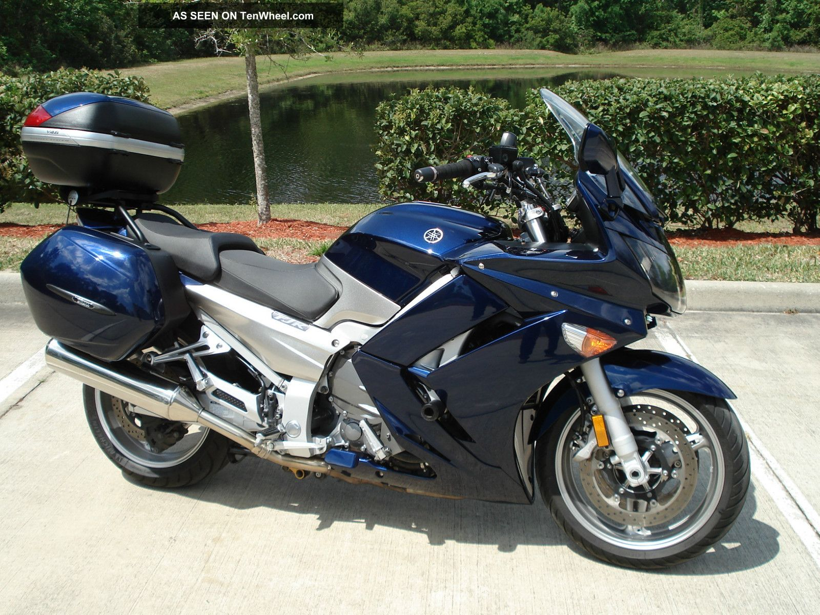 2006 Yamaha Fjr1300a Great Sport Touring Lot 39 S Of Extras