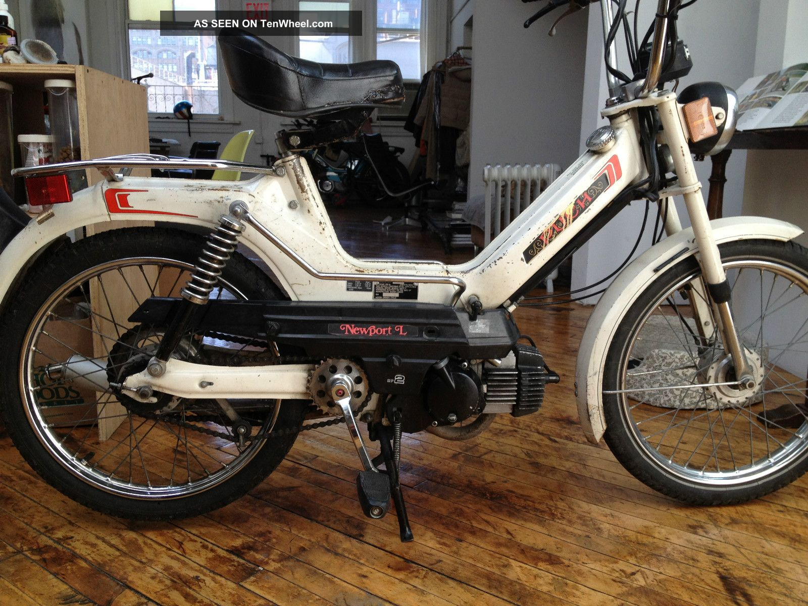 70cc 1978 Puch Newport - 45mph Screamer Other Makes photo