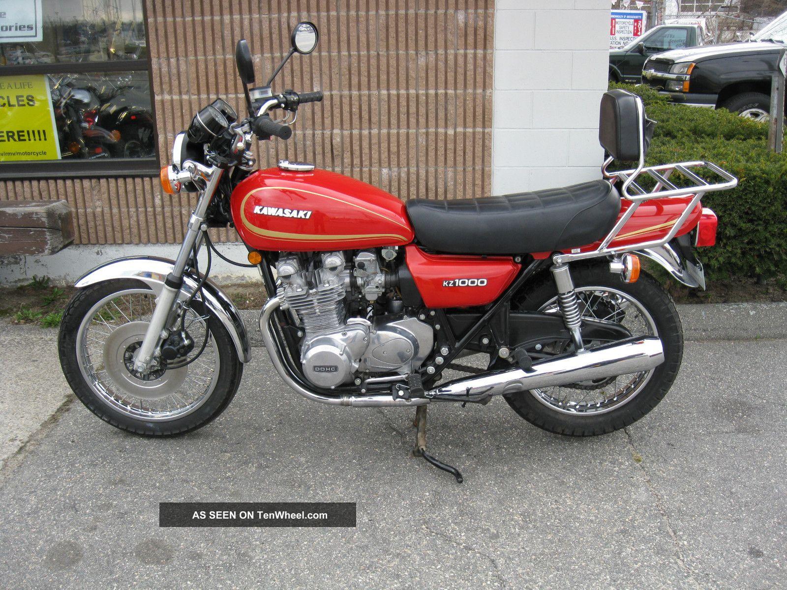 1978 Kawasaki Kz1000a Bike Other photo