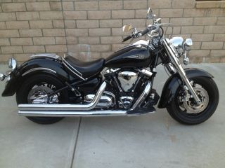 Yamaha Roadstar Midnight Edition 1700 Cc 2007 photo