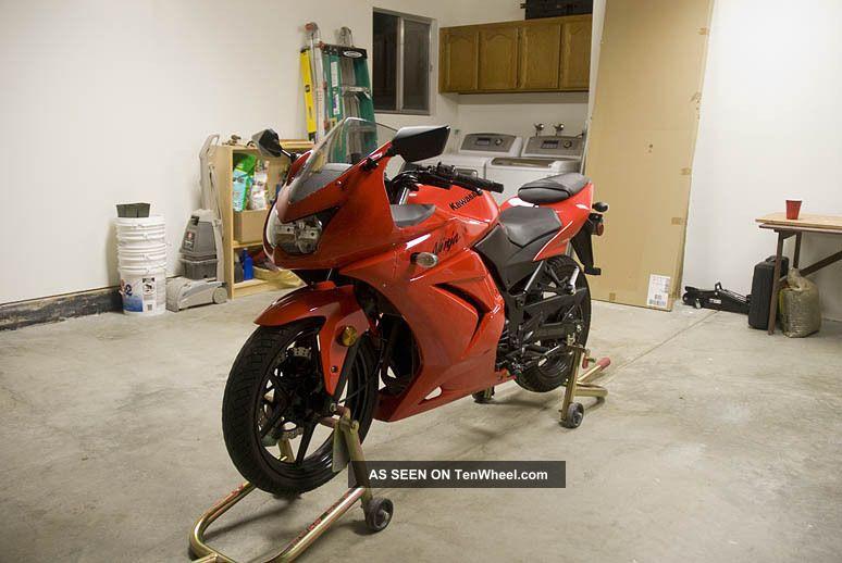 2009 Kawasaki Ninja 250r Ninja photo
