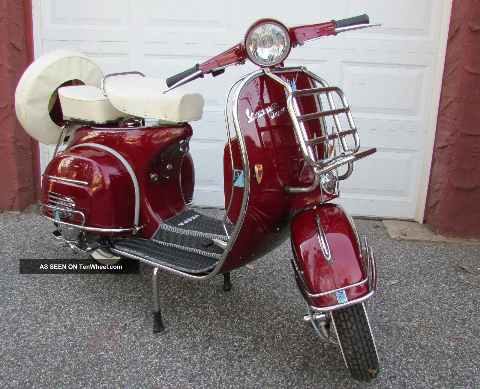 1966 Vespa Vbc - Completely - Frame And Engine Other Makes photo