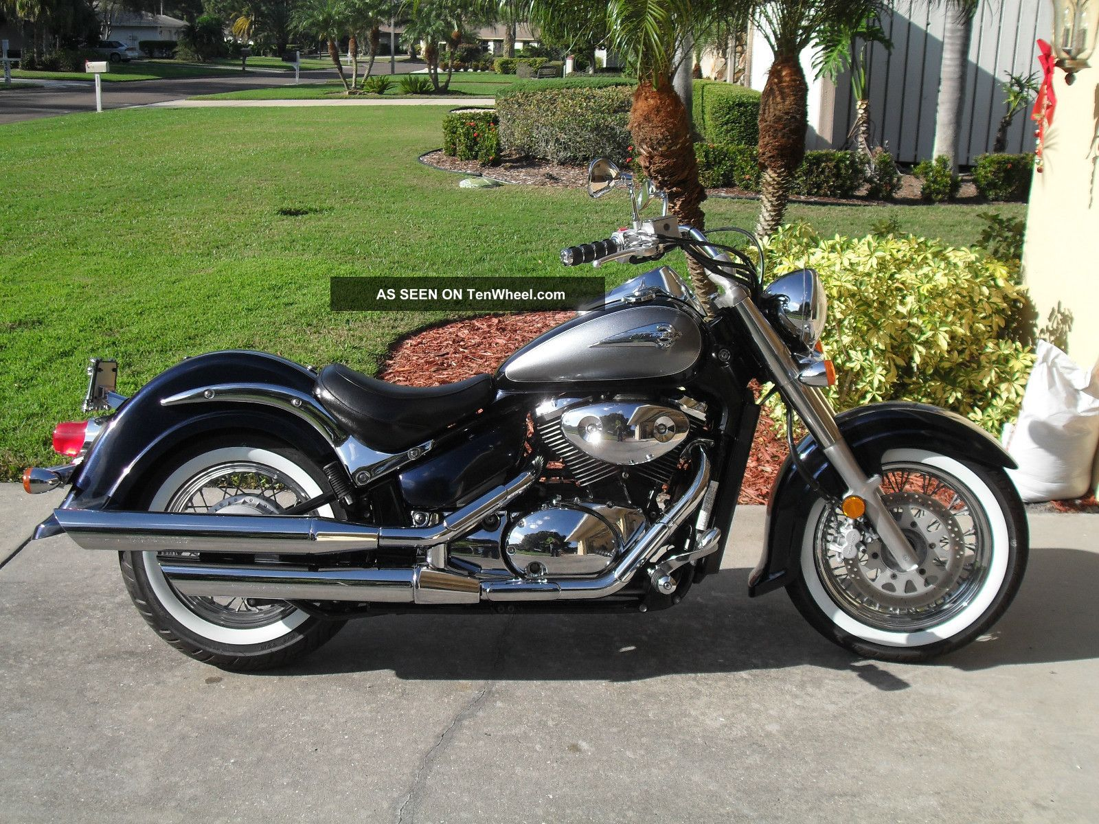 2004 Suzuki 800cc Motorcycle Other photo