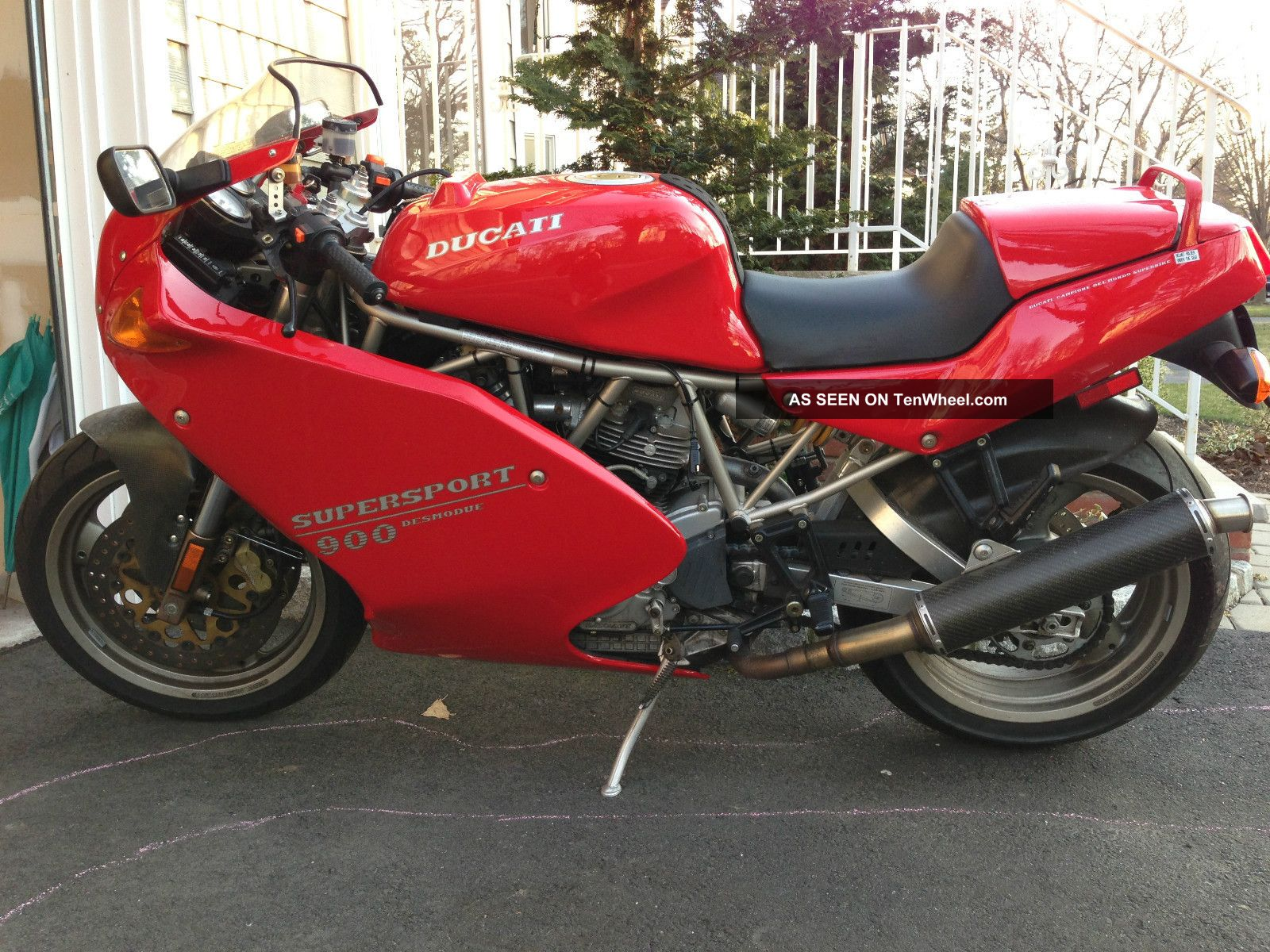 1995 Ducati Ss Sp Supersport photo