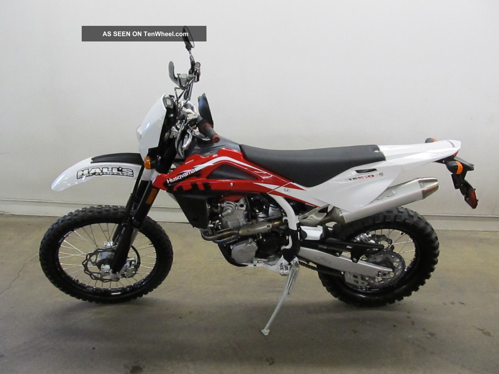 2010 Husqvarnate510 Enduro / Offroad Husqvarna photo
