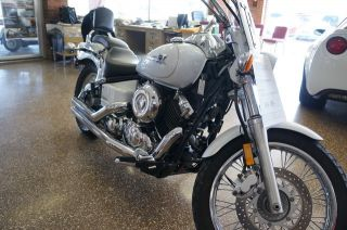 2004 Yamaha V Star 650 photo