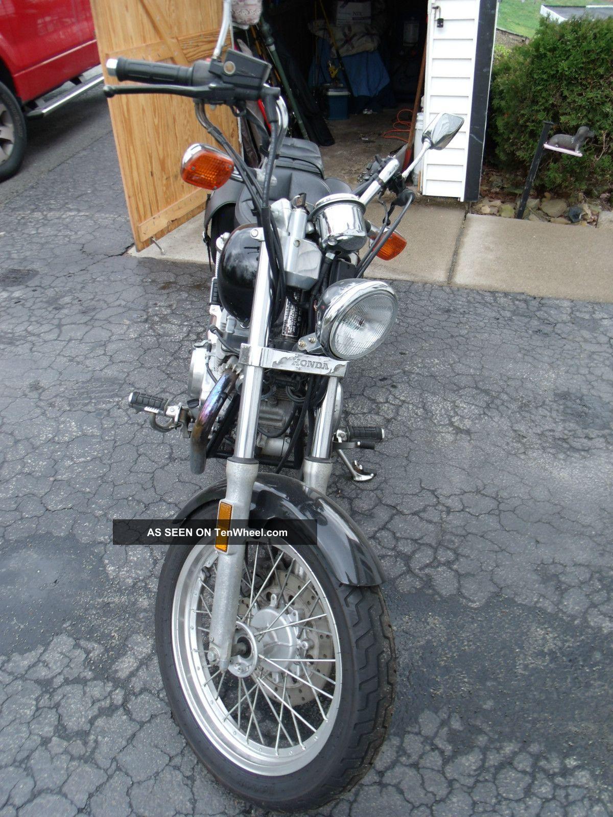 1986 Honda Rebel Cmx 450 C And Rebel photo 2