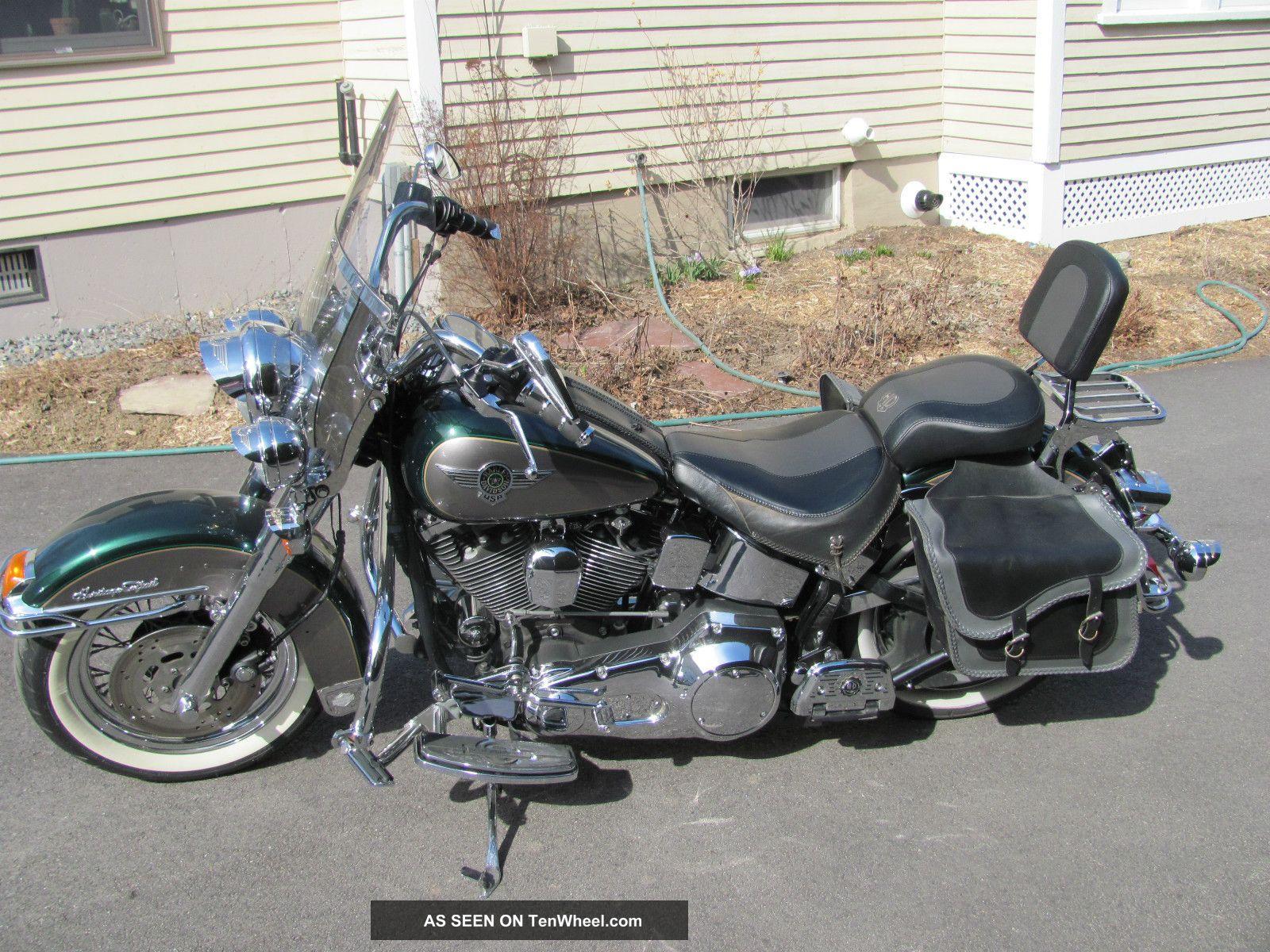 1996 Harley Davidson Flstn