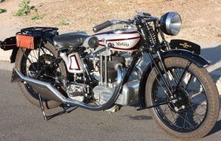 1930 Norton Model 20 photo