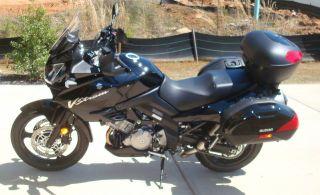 2012 Suzuki Dl 1000 V - Strom Motorcycle photo