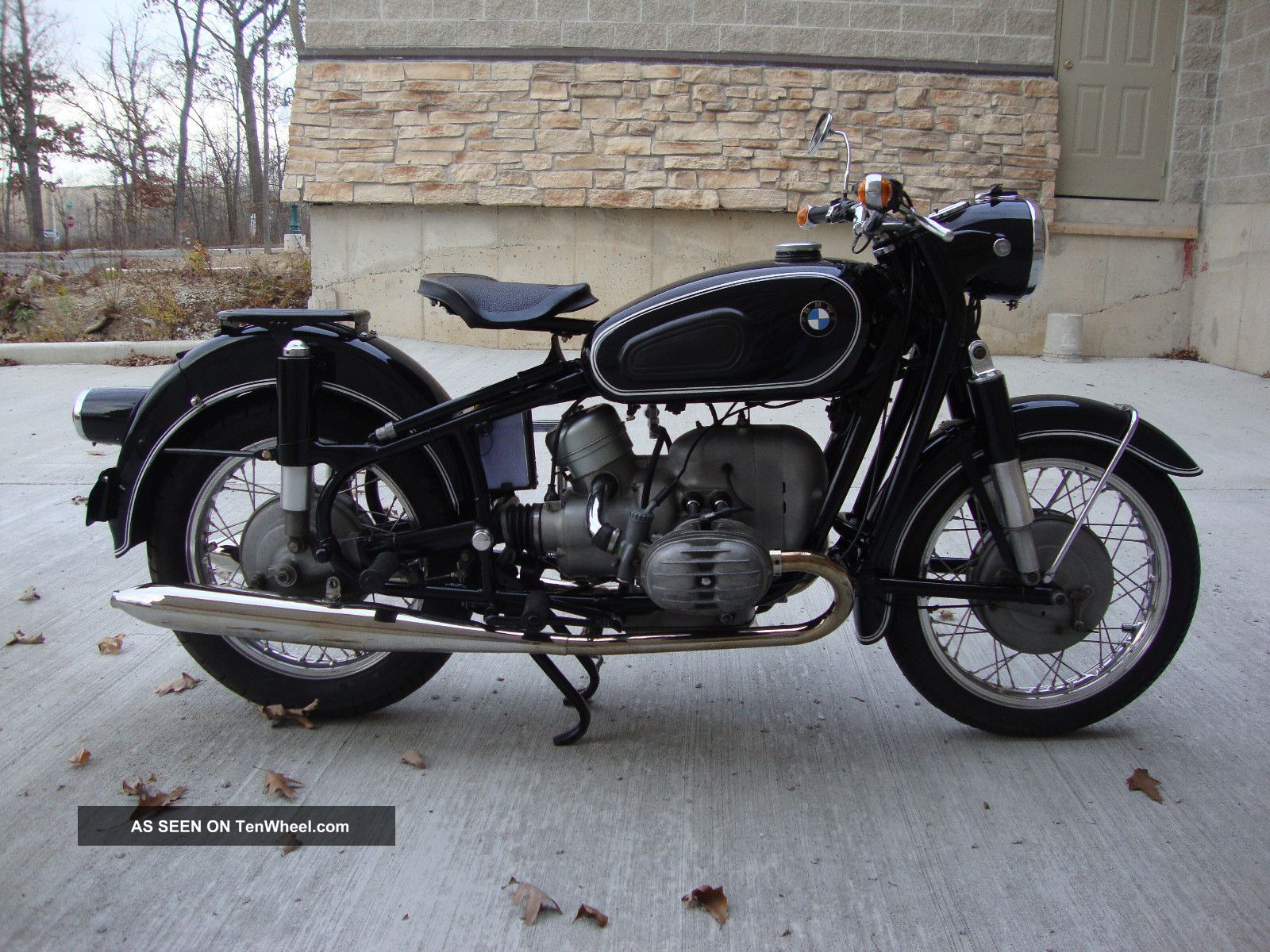 1960 bmw r60. Black Bedroom Furniture Sets. Home Design Ideas