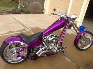 2004 American Ironhorse Lsc Chopper photo