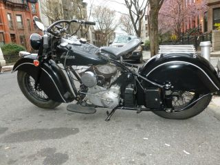 1946 Indian Chief photo