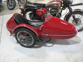 1968 Bsa A50 Royal Star 500 Nr W / Sidecar Side Car World Wide Seller photo