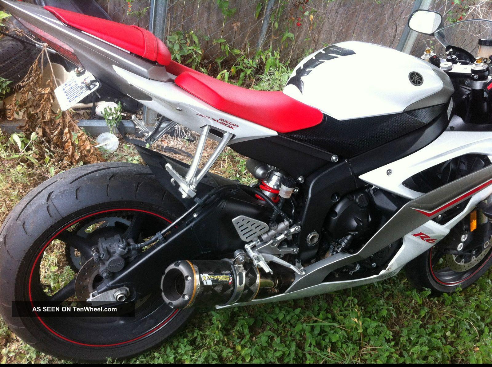 2009 yamaha r6 motorcycle for 2009 yamaha r6