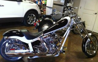 2007 American Iron Horse Texas Chopper photo