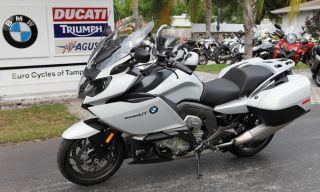 2012 Bmw K1600gt Light Grey Motorrad K 1600 Gt K1600 photo