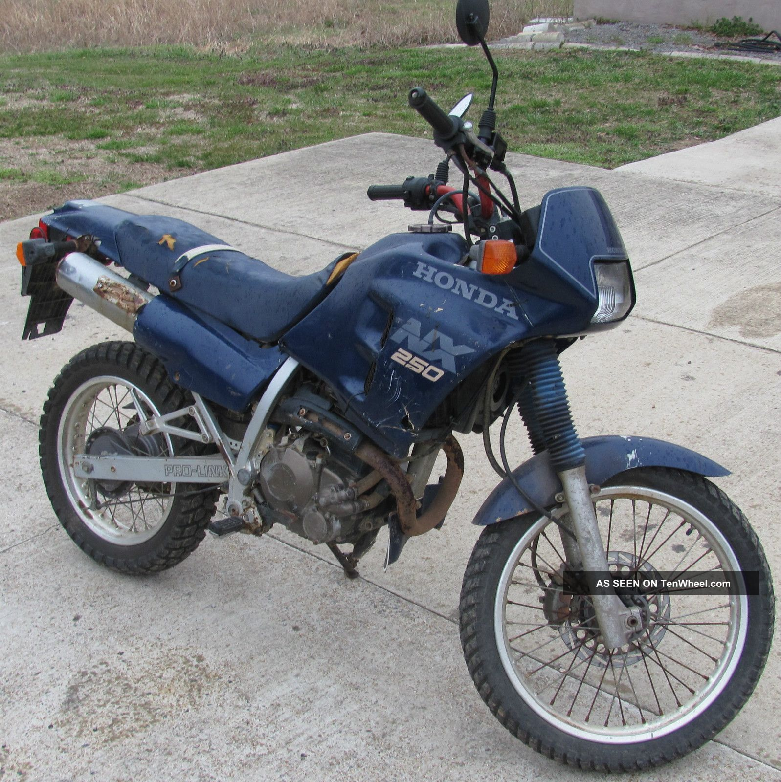 1988 Honda Nx250 Other photo