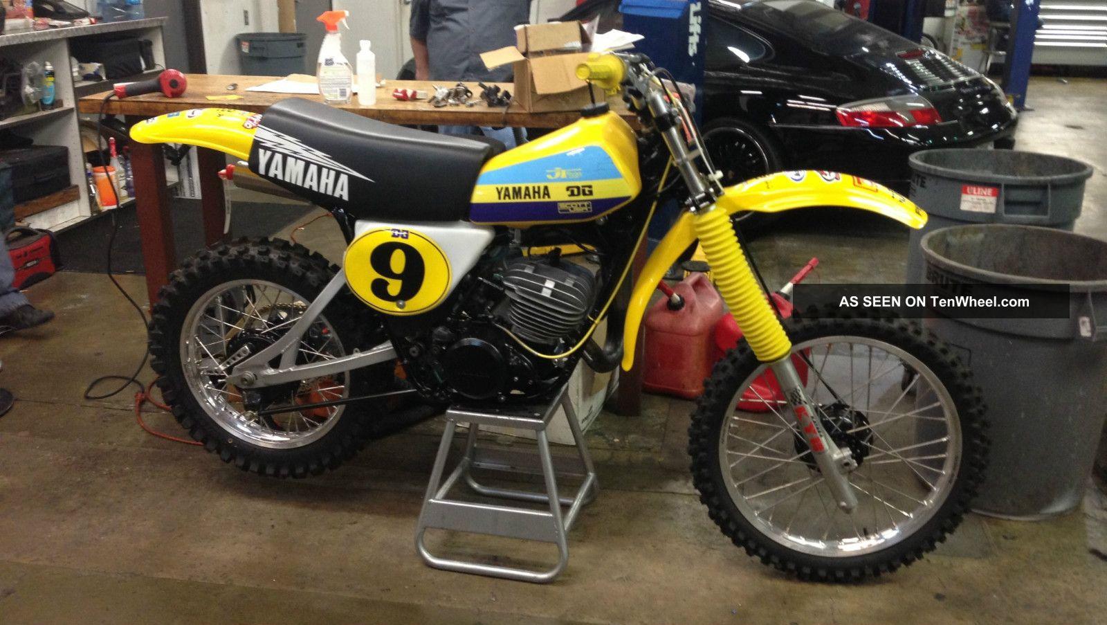 1978 Yamaha Yz250 YZ photo