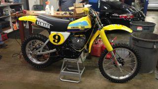 1978 Yamaha Yz250 photo