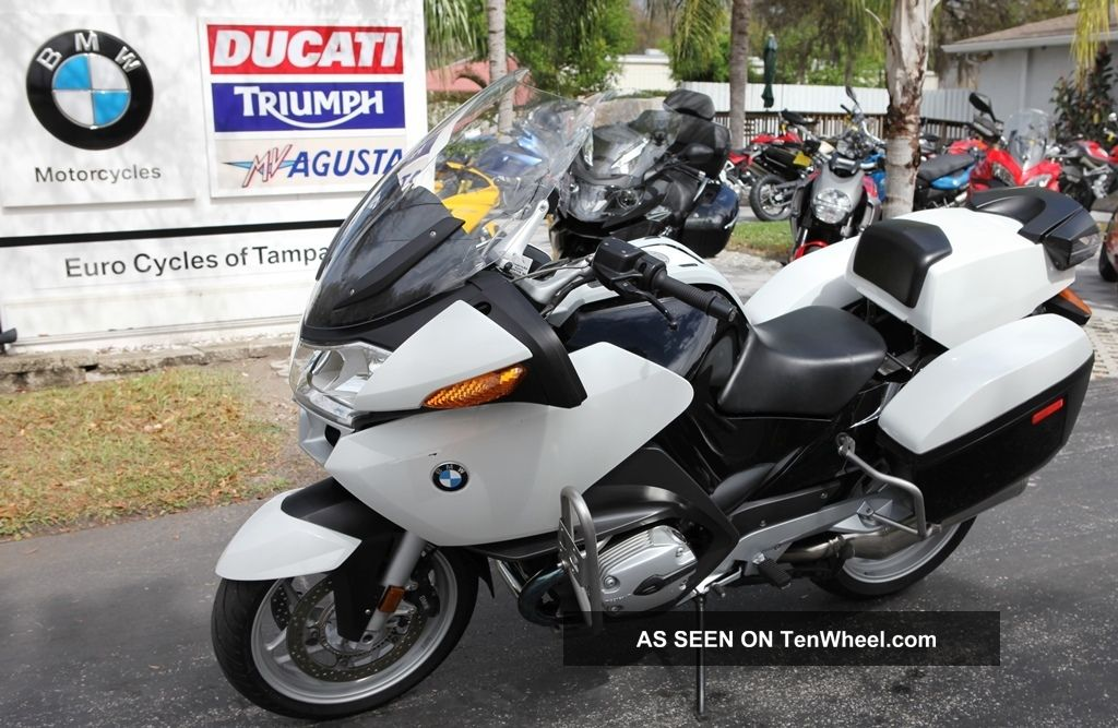 2009 Bmw R1200rt P Motorrad R1200 Rt R 1200 R-Series photo