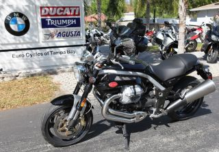 2008 Moto Guzzi V11 Griso photo