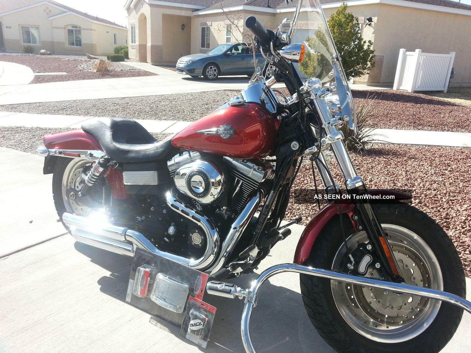 2008 Harley Davidson Fat Bob