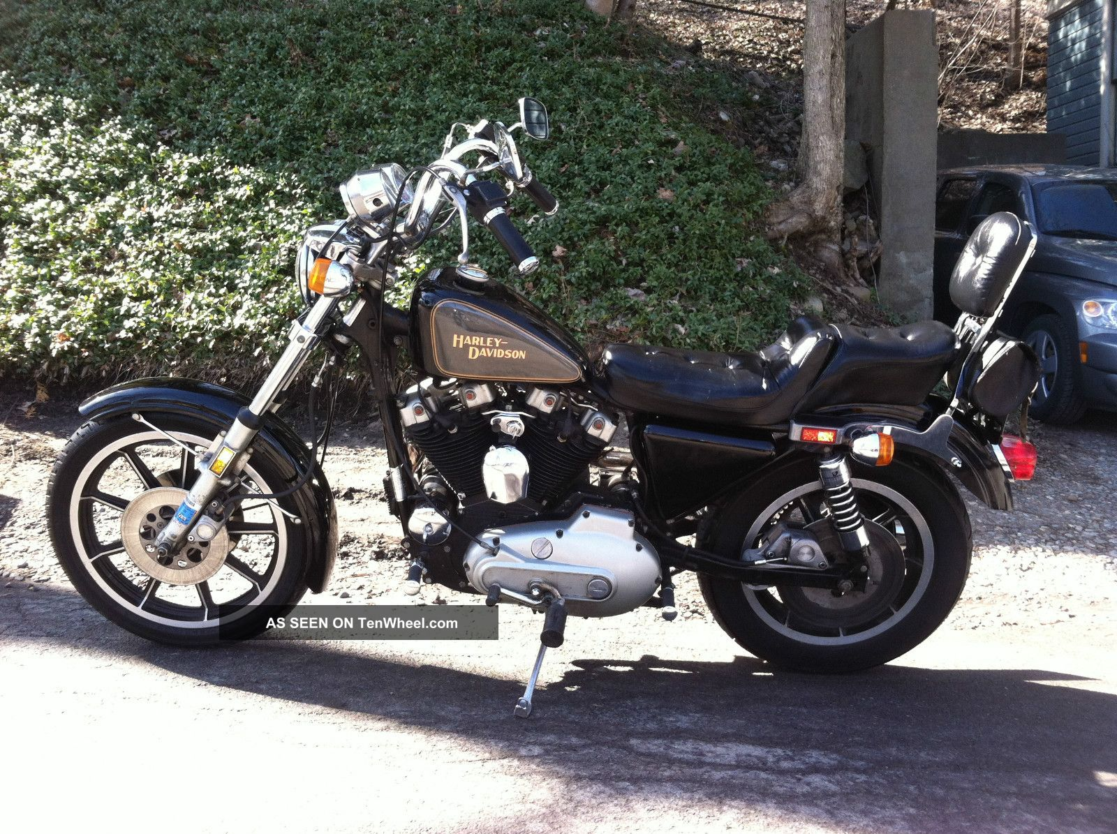 83 Sportster Wiring Diagram Will Be A Thing 1979 Harley Images Gallery
