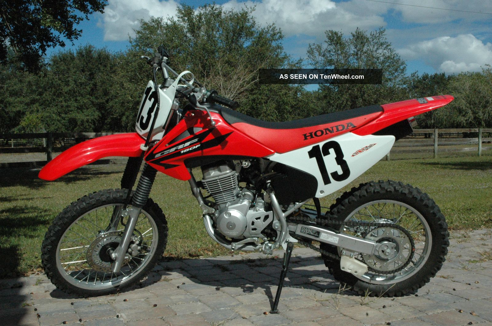 2008 Honda Dirt Bike Crf 150 Bikes
