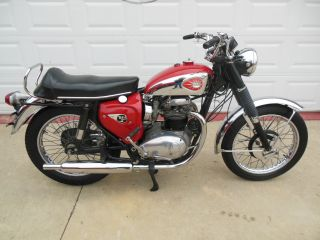 1966 Bsa Lightning photo