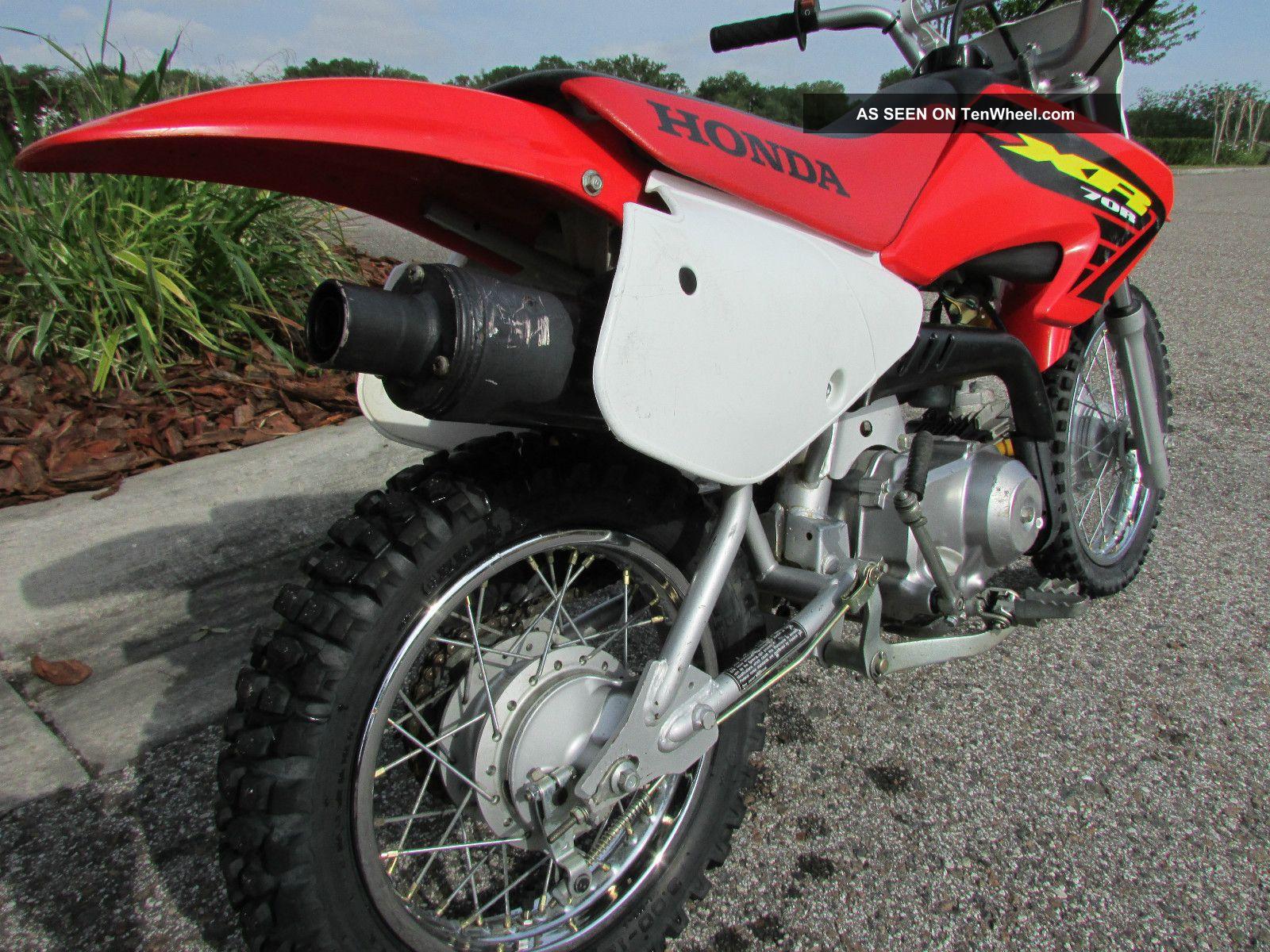 2002 honda xr70 pit bike youth bike mx crf. Black Bedroom Furniture Sets. Home Design Ideas