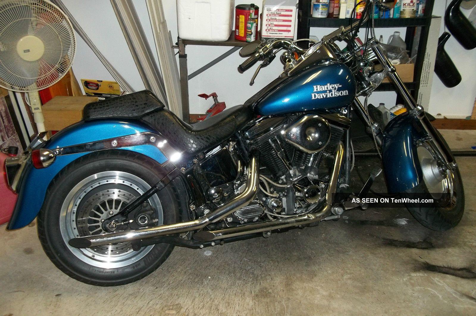 Harley Softail 1991
