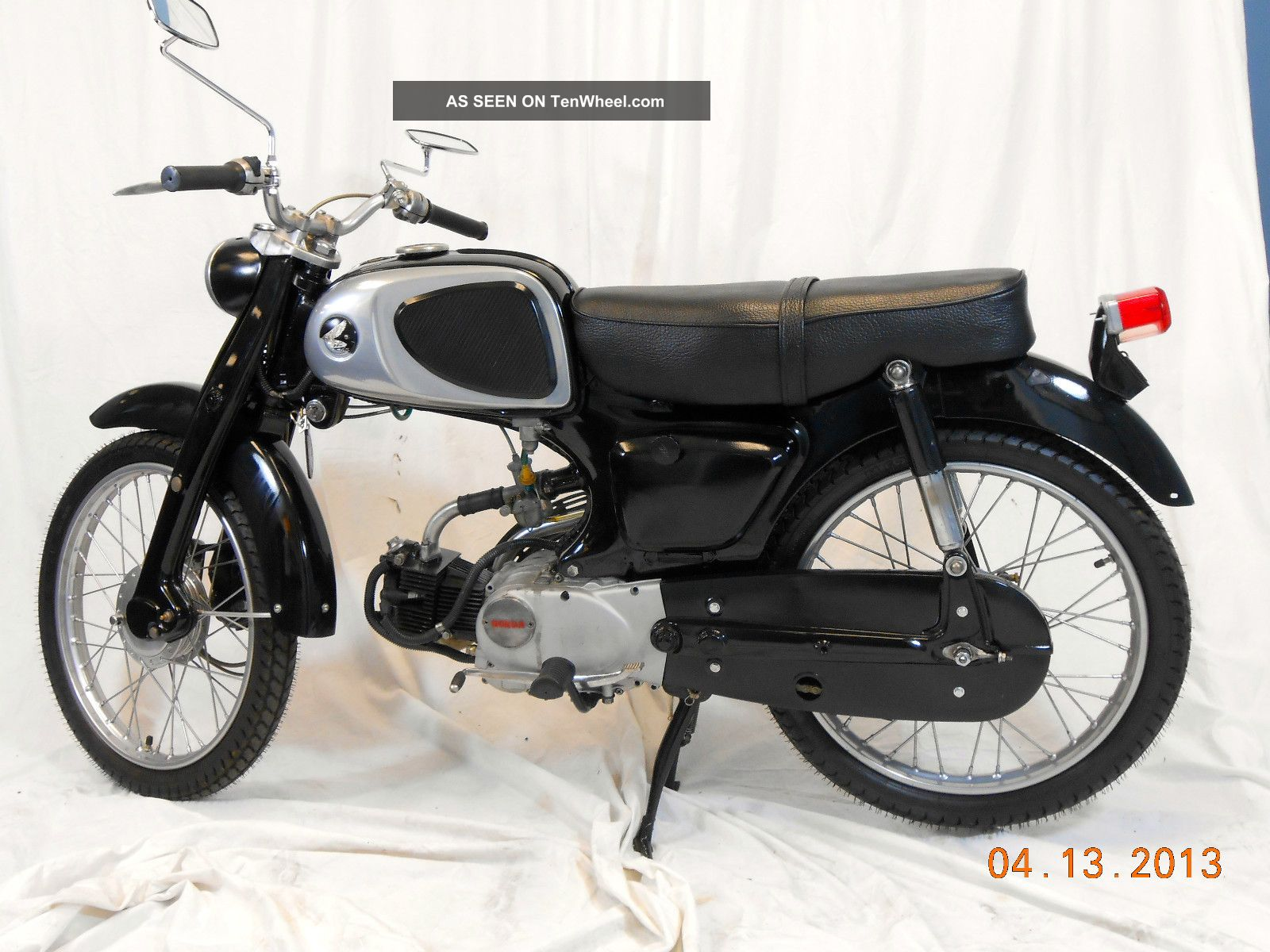 No place  by Monochrome Clown besides 160995554916 furthermore 14997 further 20541 1963 honda c110 sport 50 with title       runs   can ship look additionally 1967 Wards Riverside Ffa 250. on benelli 250 wards