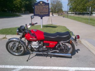 1976 Moto Guzzi 850t3 photo