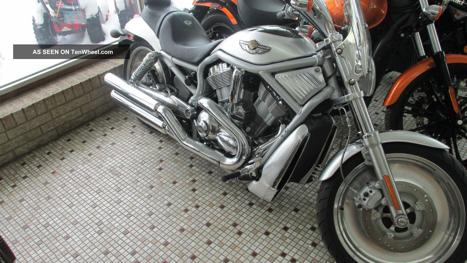 2003 Harley Davidson Vrod 100th Anniversary Edition With Some Extra Other photo