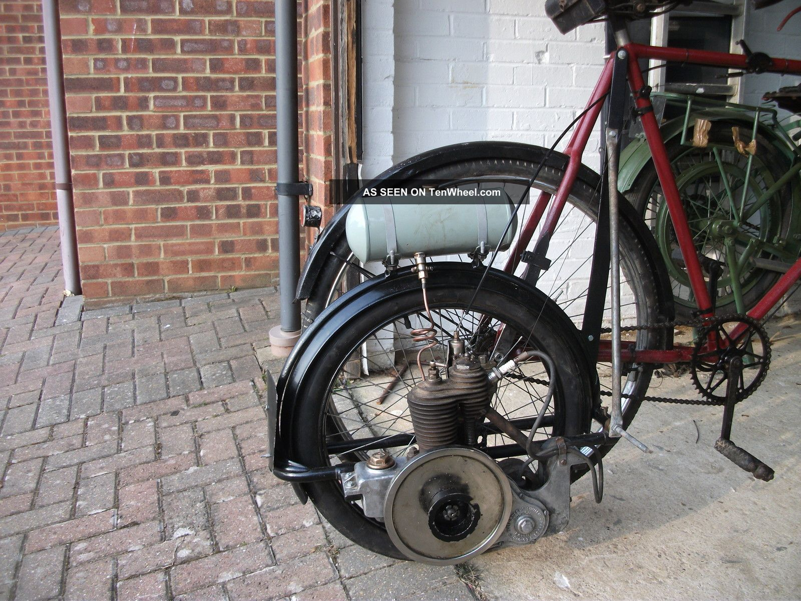 1914 Wall Auto Wheel Other Makes photo