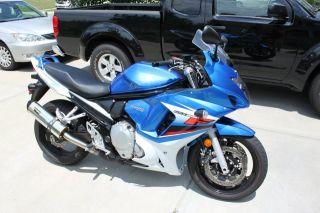 2009 Suzuki Gsx650f photo