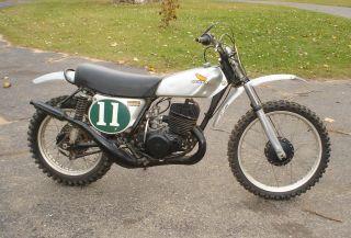 Honda 1973 Elsinore Cr250m photo