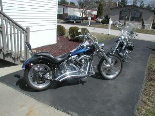 2002 Ultra Motorcycle photo